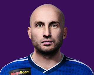 PES 2020 Faces Vadim Afonin