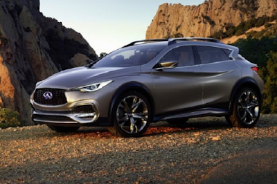 2019 Infiniti QX30 Specs, Price, Powertrain, Update