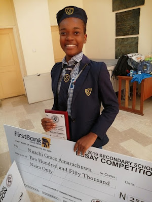 Video: Queens College Student Wins LCCI 2019 Essay Competition