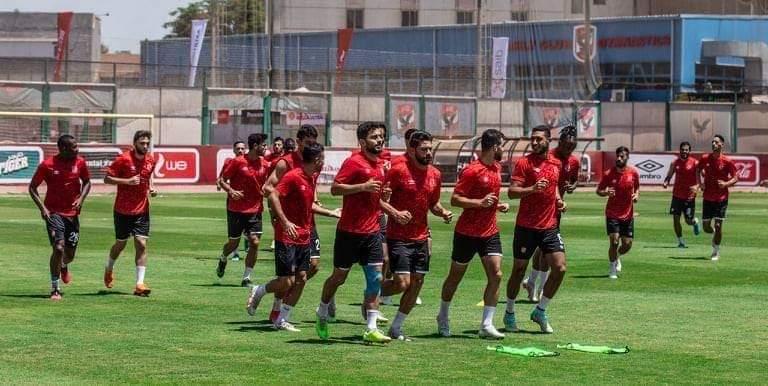 مران الأهلي| تعرّف على موعد انتظام «علي لطفي» في التدريبات الجماعية