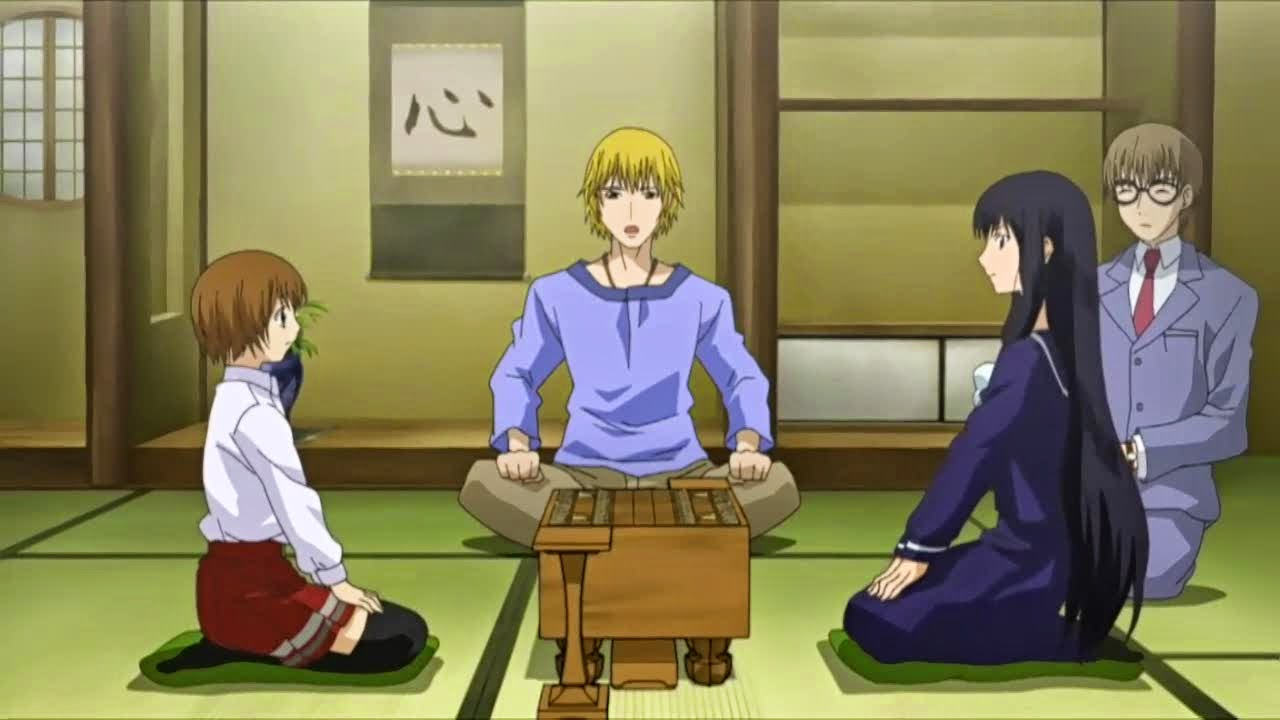 anime play shogi