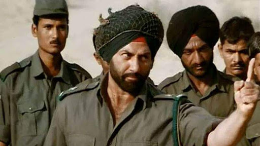 Border - Best Patriotic Bollywood Movies of all Time
