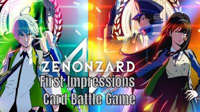 Zenonzard: The Animation