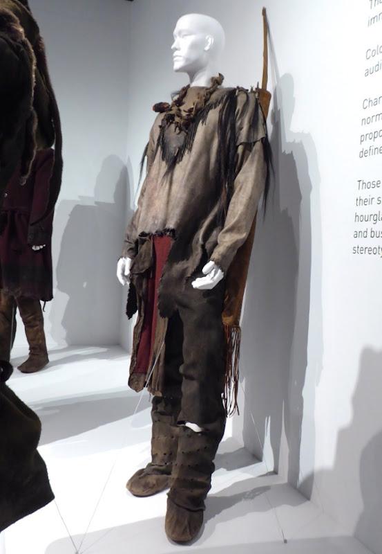 Revenant Elk Dog film costume