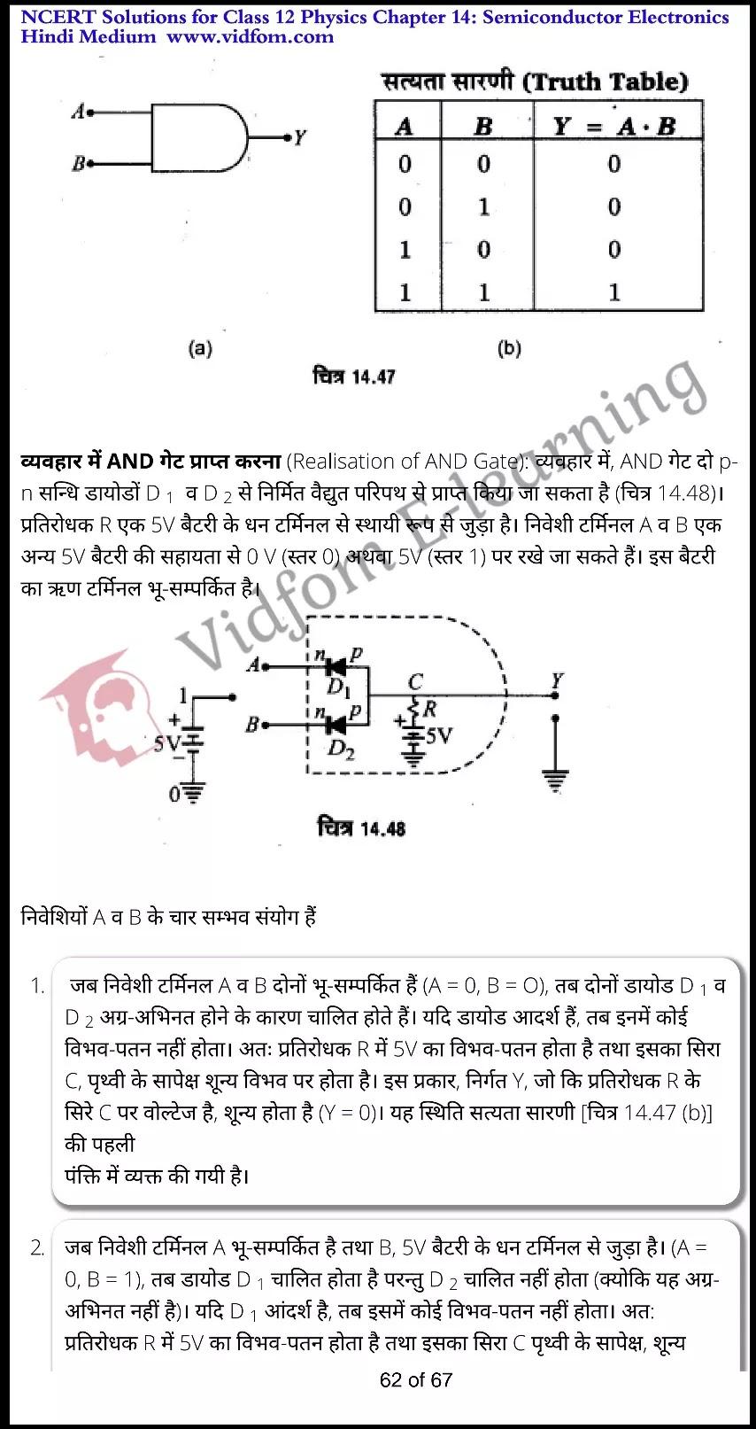 class 12 physics chapter 14 light hindi medium 62