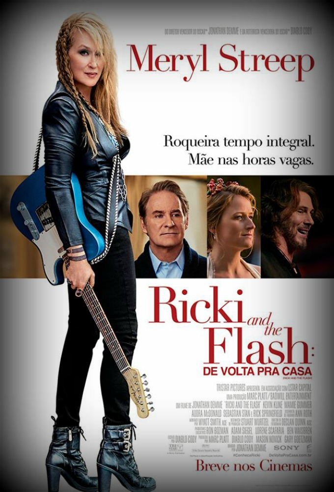 Ricki And The Flash - De Volta Para Casa