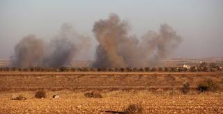 Allahu Akbar! 20 Tentara Rezim Syiah Suriah Tewas & Terluka dalam Serangan di Hama