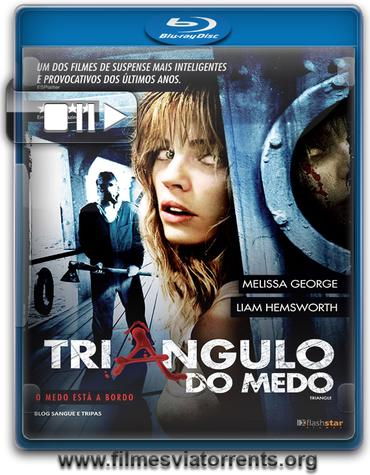 Triângulo do Medo Torrent - BluRay Rip 720p e 1080p Dublado