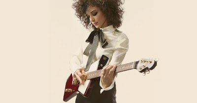 St. Vincent Spills The Tea About Designing Her New Signature Guitar!
