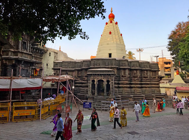 temples around pune mahalakshmi nashik photo