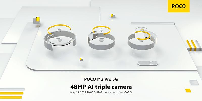 It will feature a 48MP triple-camera setup