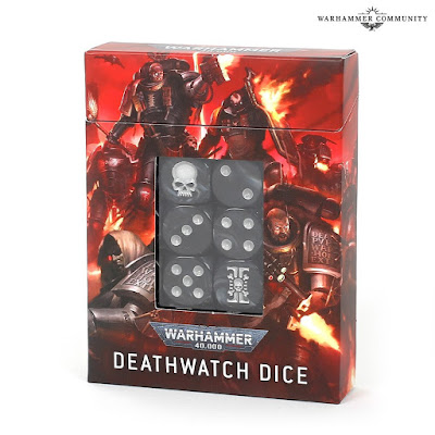 Dados Deathwatch
