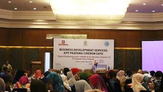 KPP Pratama Cirebon Satu Sampaikan Peluang Market Di Era Digital