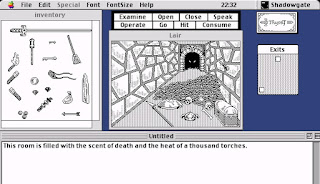 Shadowgate - Macintosh