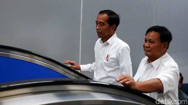Jokowi: Kami Harap Pendukung Bisa Lakukan Hal yang Sama