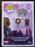 Funko Pop! Luke Cage Nextlix Trasera