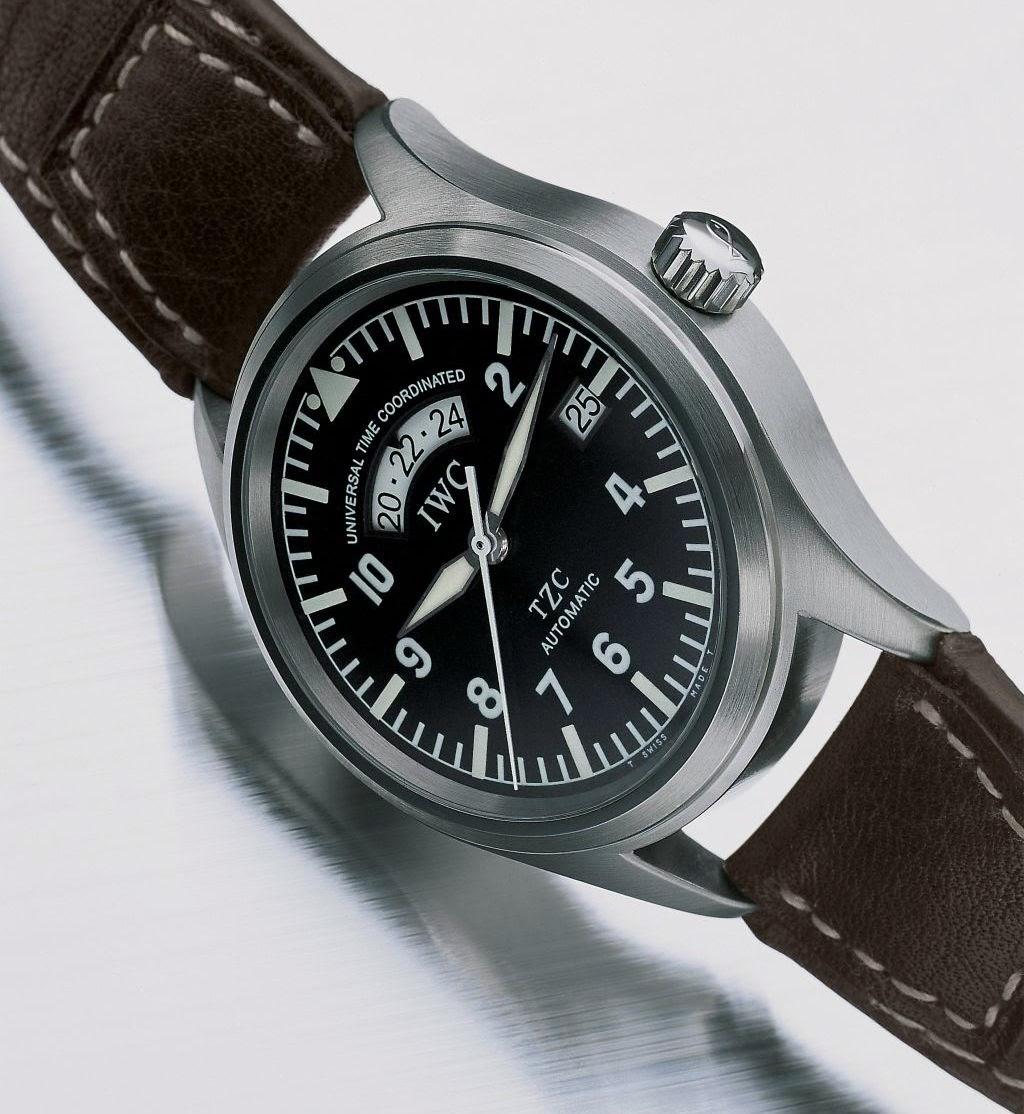 IWC Schaffhausen UTC Pilot's Watch (1998)