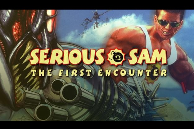 serious sam the first encounter free pc gog