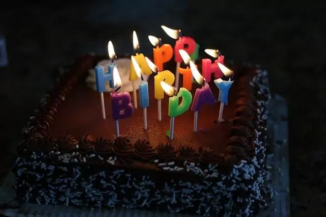 I'm not getting old. I'm getting better.Happy Birthday To You
