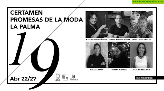 El Certamen Promesas de la Moda de La Palma selecciona a sus seis finalistas