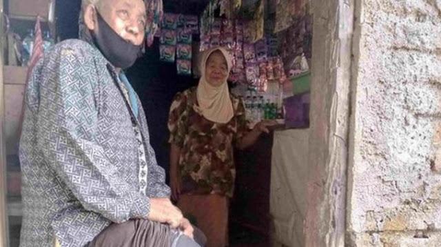 Uang Jualan Tahu Campur Dicuri Pembeli, Kisah Nenek Renta di Semarang Ini Bikin Sedih