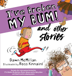 I've Broken MY BUM! and other stories
