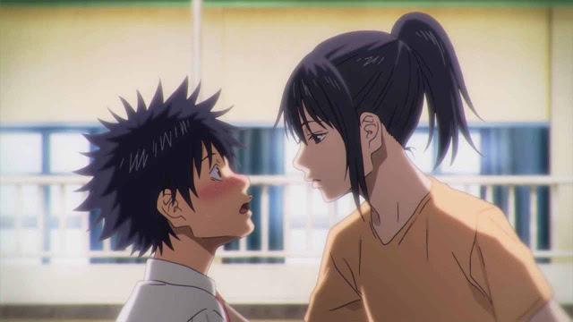 Ahiru No Sora - Episode 1