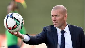 رسميا : عودة زين الدين زيدان مدربا جديدا لريال مدريد