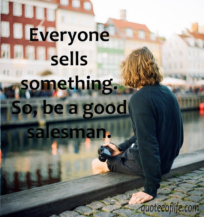 Short Motivational Sales Quotes with photo - Quotes of life