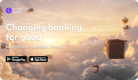 Starling Bank – Changing Banking for Good