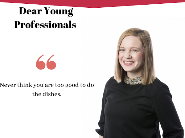Advice for young professionals