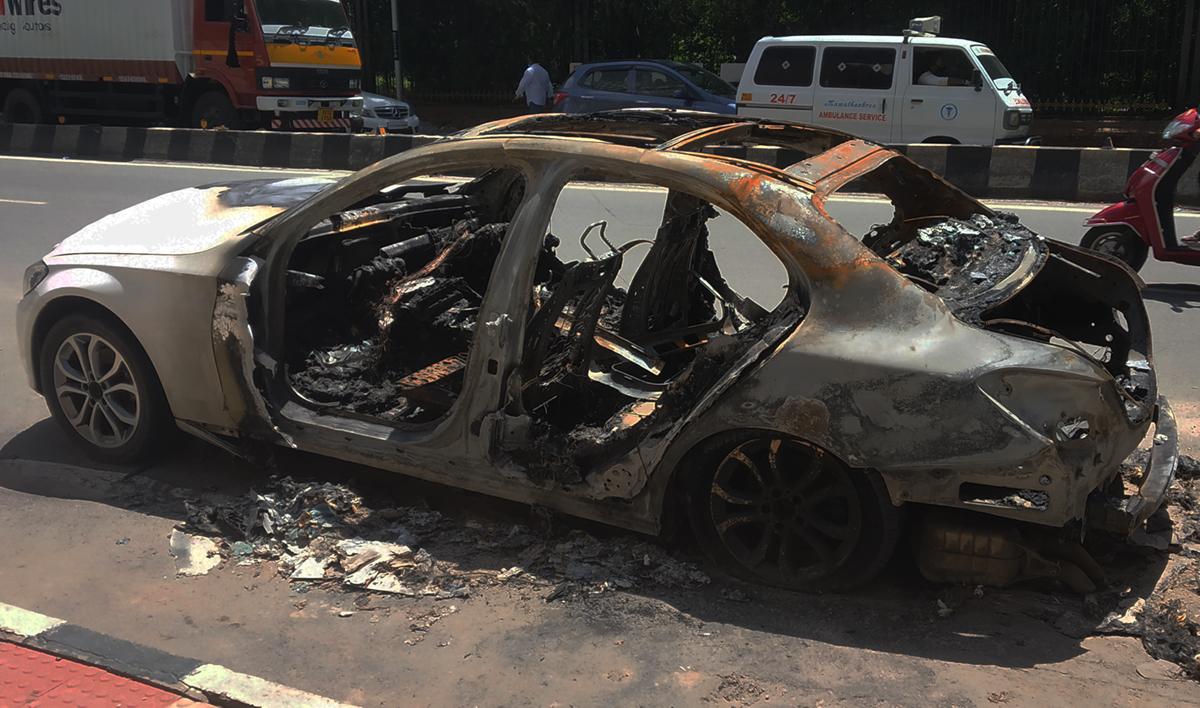 Car Wreck India