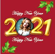 Create Happy New Year 2021 Photo Frames - Download App
