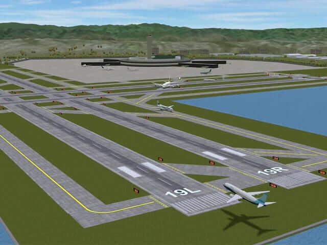لعبة  Airport Madness 2