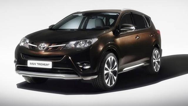 2018 Toyota RAv4 Redesign, Review