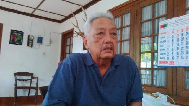 Tokoh Mega Bintang: Percuma 2019 Mati-matian Dukung Prabowo-Sandi