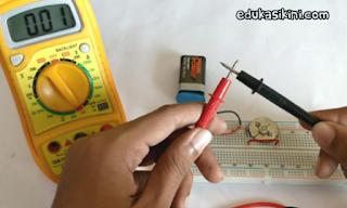 Cara Menggunakan Multimeter Digital Panduan Pemula