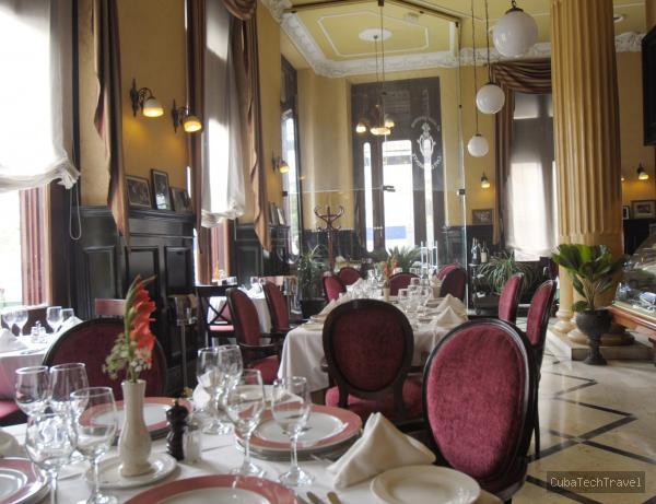Restaurante Café del Oriente
