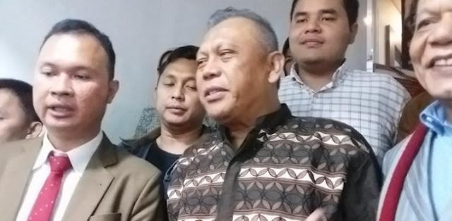 Jokowi Dilantik, Eggi Sudjana Ditangkap, Rumahnya Digeledah, Polisi Irit Bicara