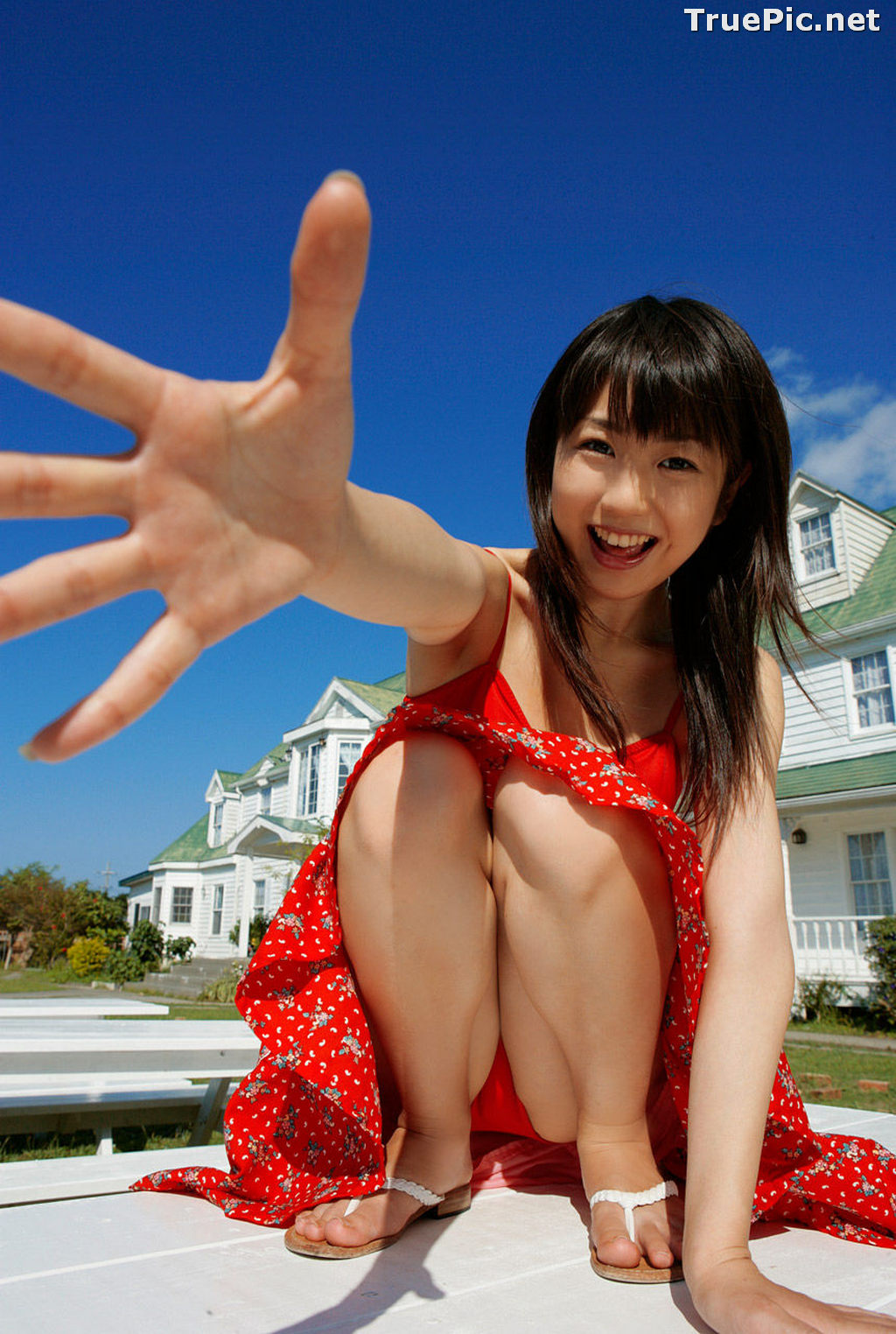 Image Japanese Actress and Gravure Idol - Chise Nakamura - Heroines Rest - TruePic.net - Picture-2