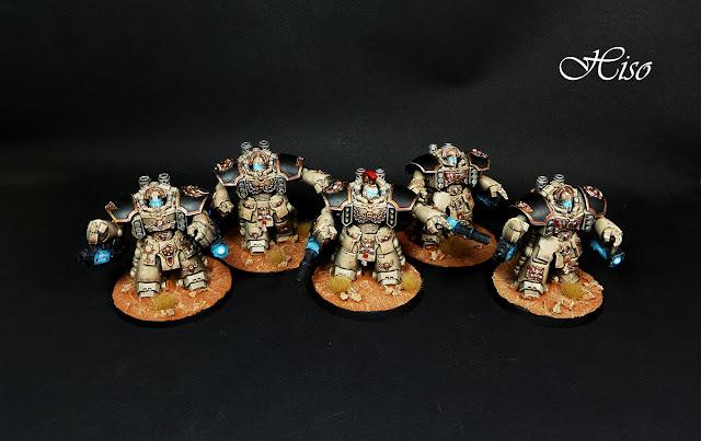 Space marines Centurions