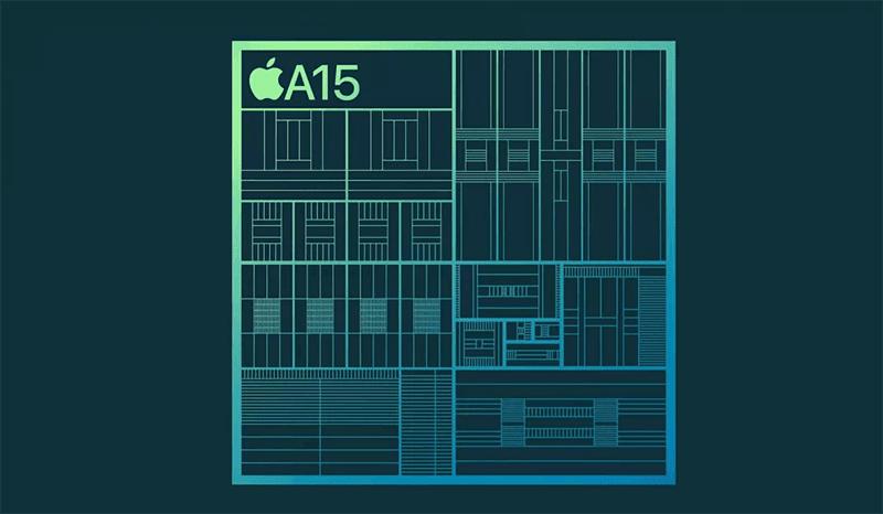 Apple's A15 Bionic chip now has 15 billion transistors