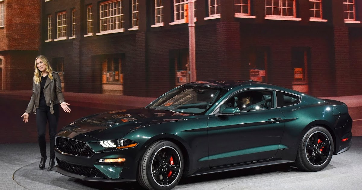 ford mustang bullitt il y aura un mod le 2020. Black Bedroom Furniture Sets. Home Design Ideas
