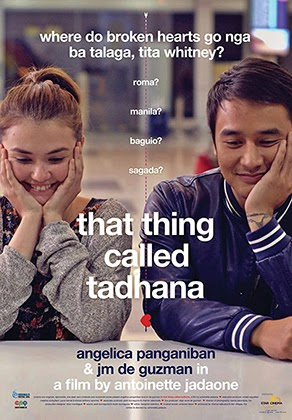 That Thing Called Tadhana theatrical poster