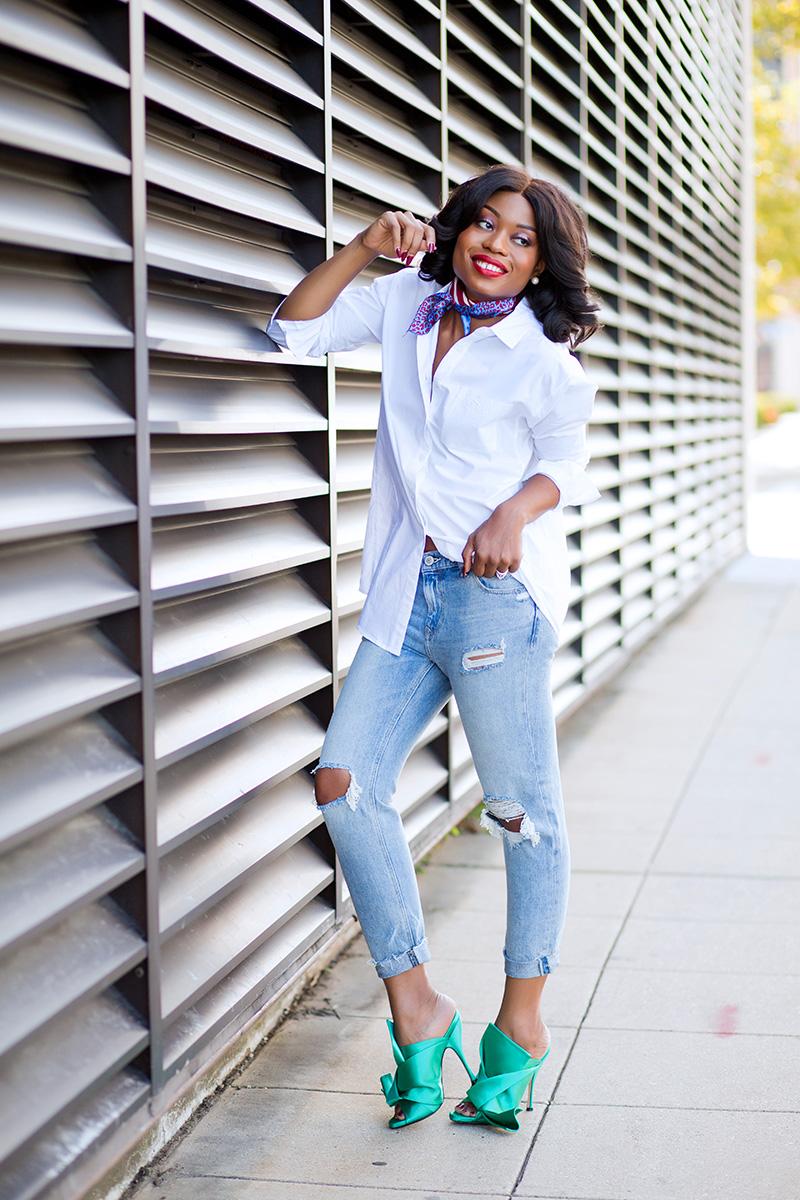 casual look, No21 mules, www.jadore-fashion.com