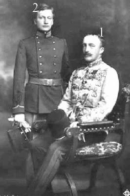 Maison impériale d'Autriche-branche des palatins de Hongrie