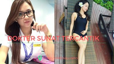 Suka Ke Pantai, Begini Potret Dokter Sunat Tercantik di Filipina | Wartaku.info