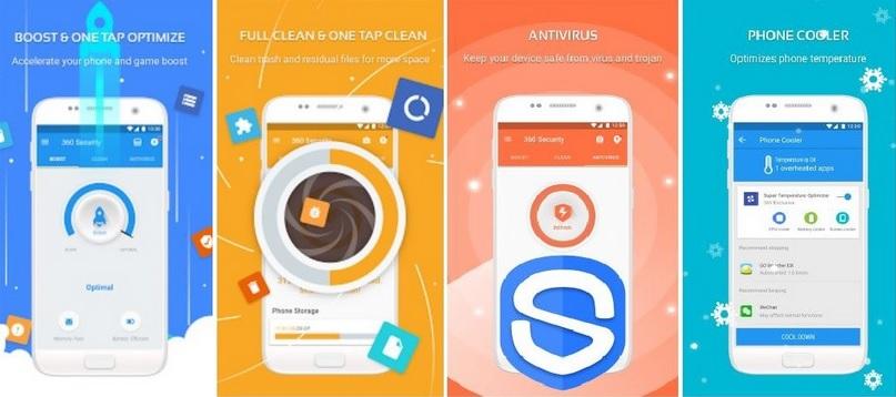 Aplikasi Pembersih untuk Mempercepat Kinerja Android