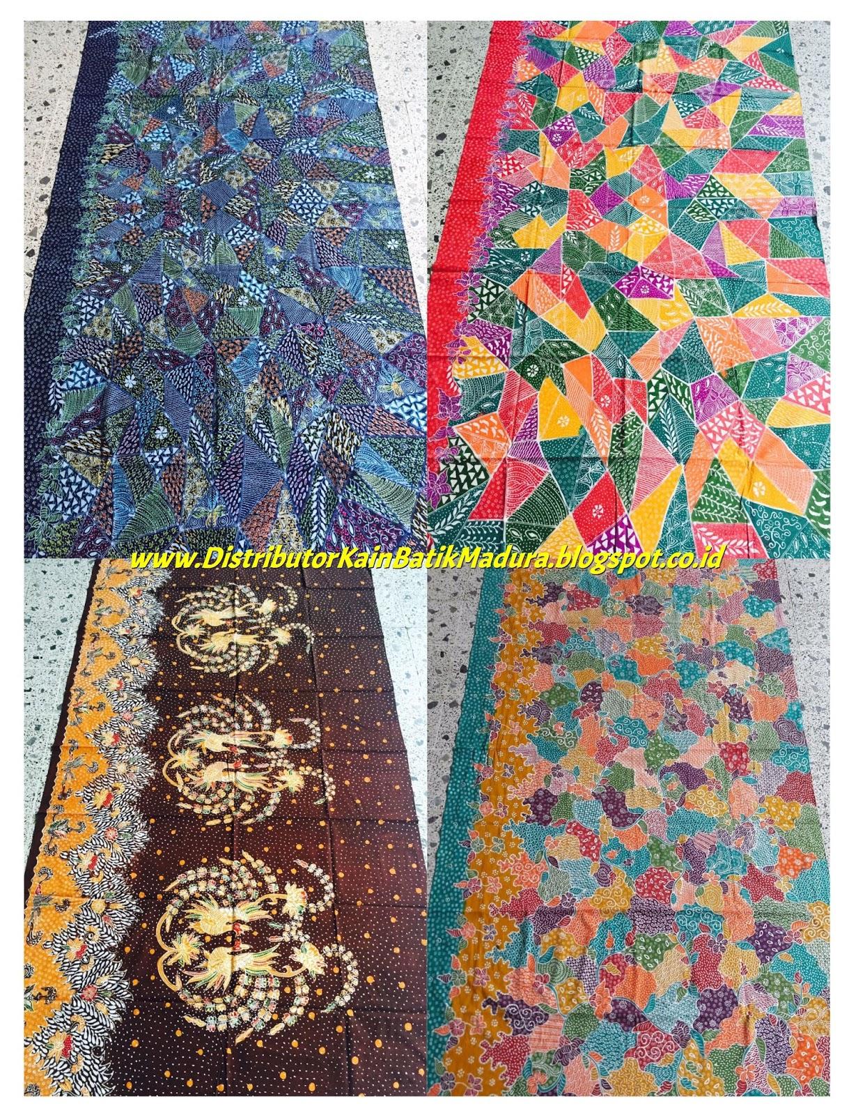 Penjual Kain Batik Madura Jual Kain Batik Meteran Kain Batik Tulis
