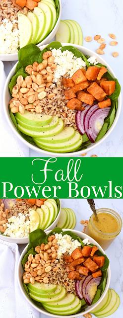 Fall Power Bowl